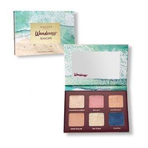 Wander beauty eyeshadow palette
